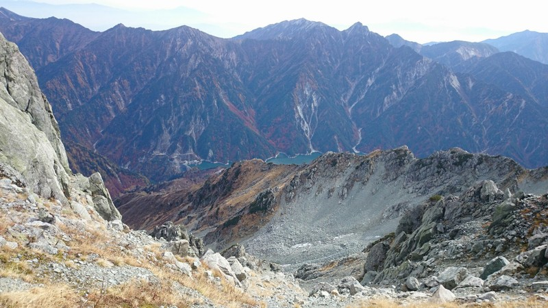 立山へ日帰り登山へ行ってきたレポート【雷鳥・日本海の幸】