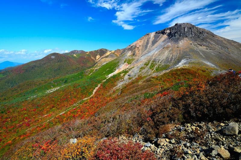 那須岳へ日帰り登山へ行ってきたレポート【紅葉の名所】