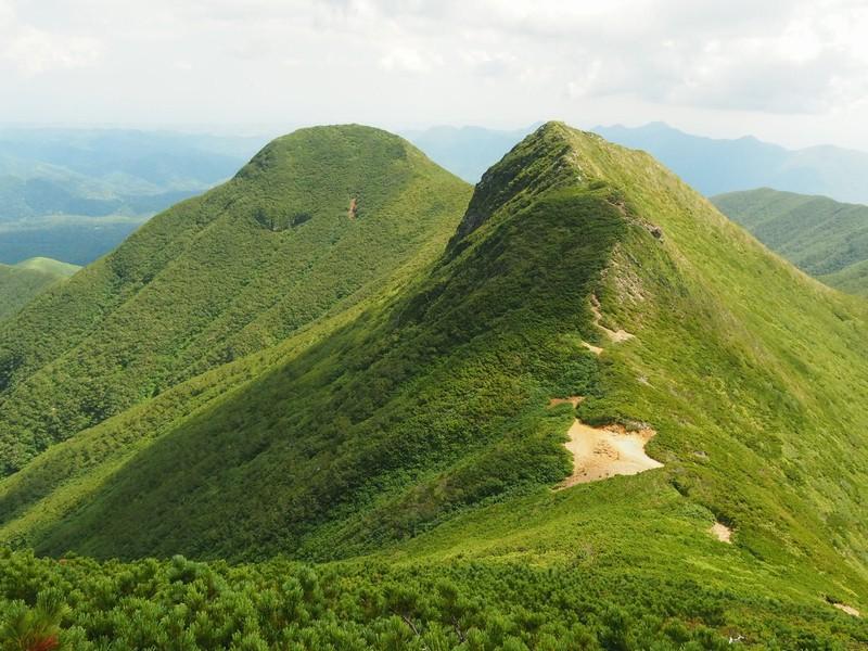斜里岳へ日帰り登山へ行ってきたレポート【沢登りをする旧道】