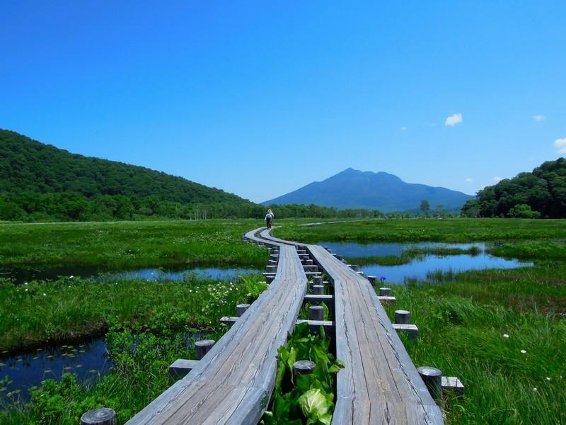 尾瀬の燧ケ岳へ1泊2日登山へ行ってきたレポート【元湯山荘泊】