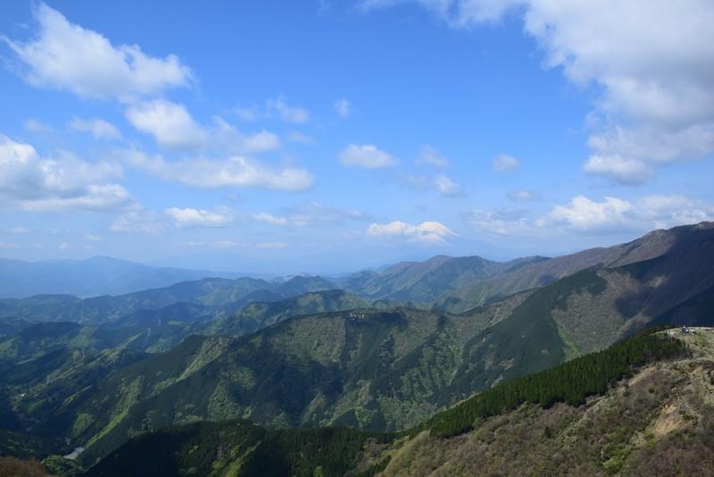 丹沢へ日帰り登山へ行ってきたレポート【烏尾山/行者岳/塔ノ岳】