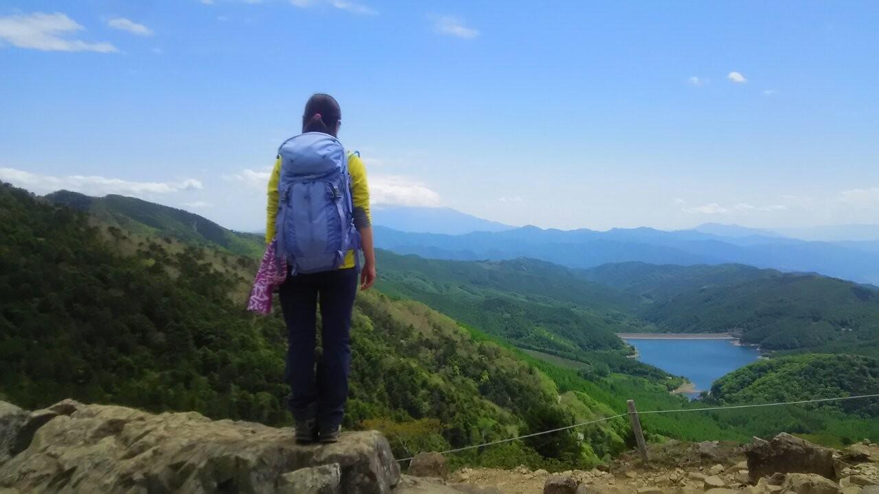 大菩薩嶺/日帰り登山レポート【富士山/丸川峠/大菩薩湖】